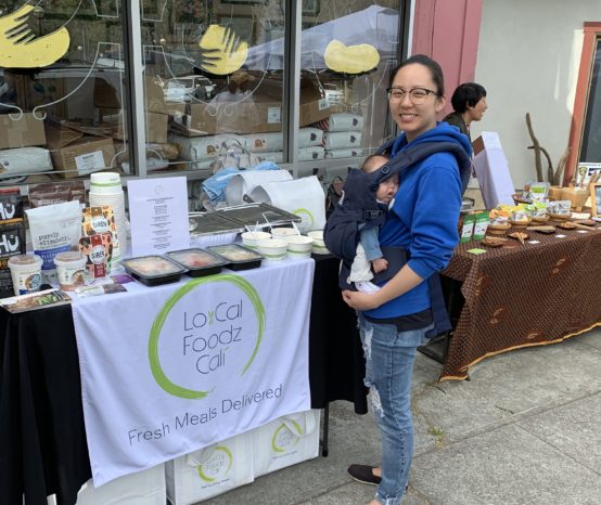 LoCal Foodz Co-owner, Jeni, Speaks Out About Gestational Diabetes
