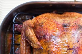 Stuff the Turkey, Not Your Stomach!