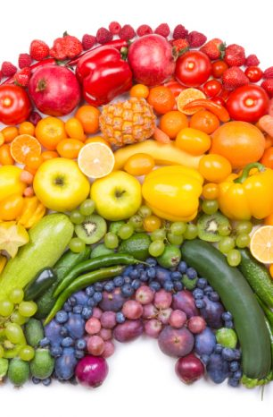 Eat The Rainbow: What Different Food Colors Do For Your Body and How They Benefit You