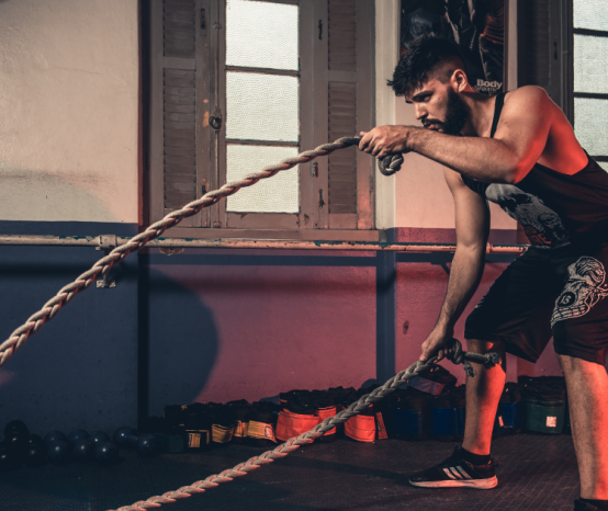 Fight Intensity with Intensity: Managing Stress with Exercise